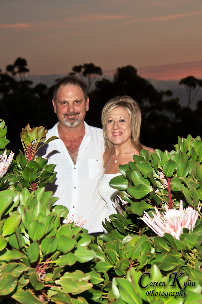 Mr & Mrs Steenkamp