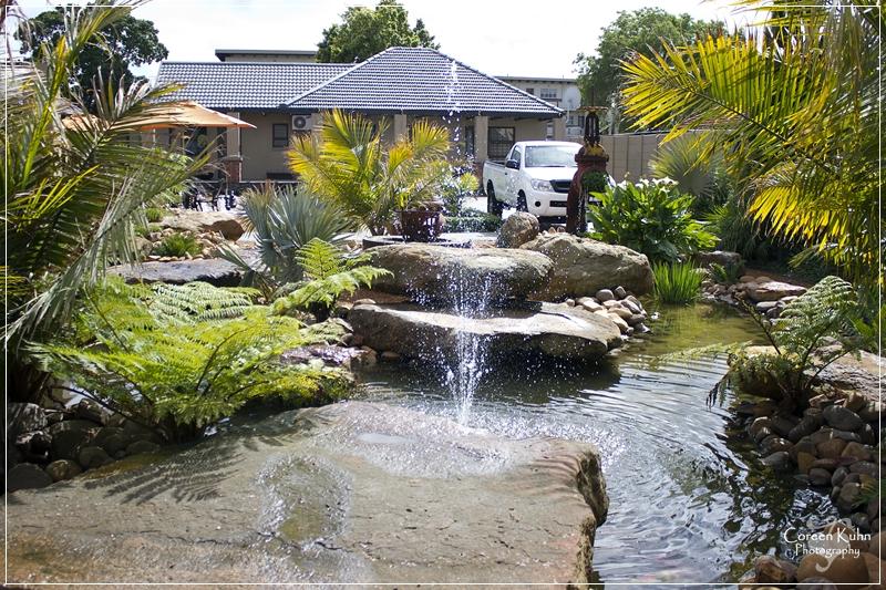 Excellent Guesthouse Garden