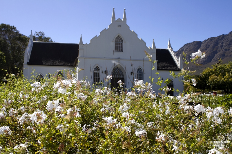 Exploring South Africa town by town: FranschhoekPart1