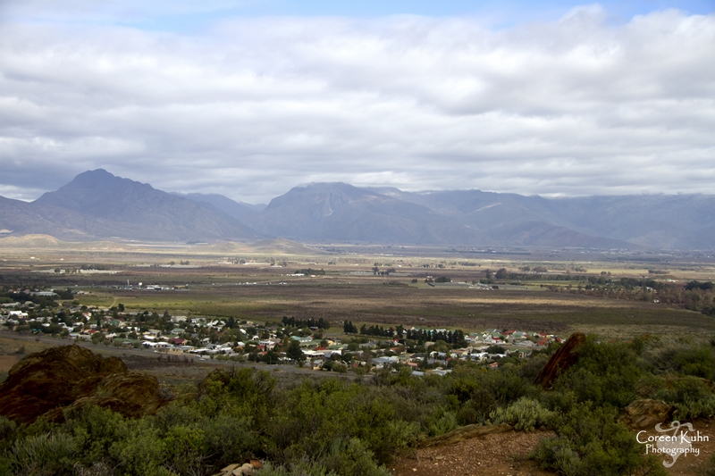 Exploring South Africa town by town: Worcester and surroundings – View from a hill Part2