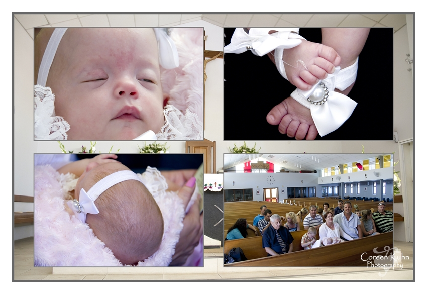 Morgan's Baptism