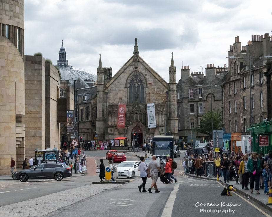 Grand Tour of Scotland: Day 2 – Exploring Edinburgh Part 10