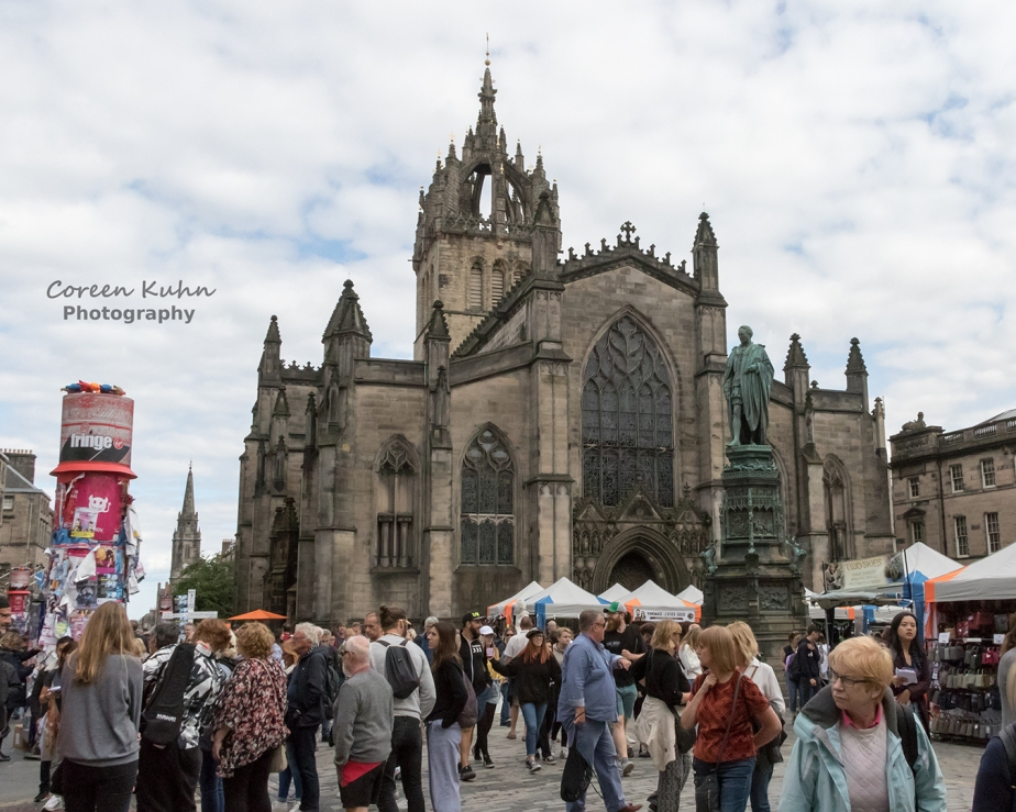Grand Tour of Scotland: Day 2 – Exploring Edinburgh Part 11