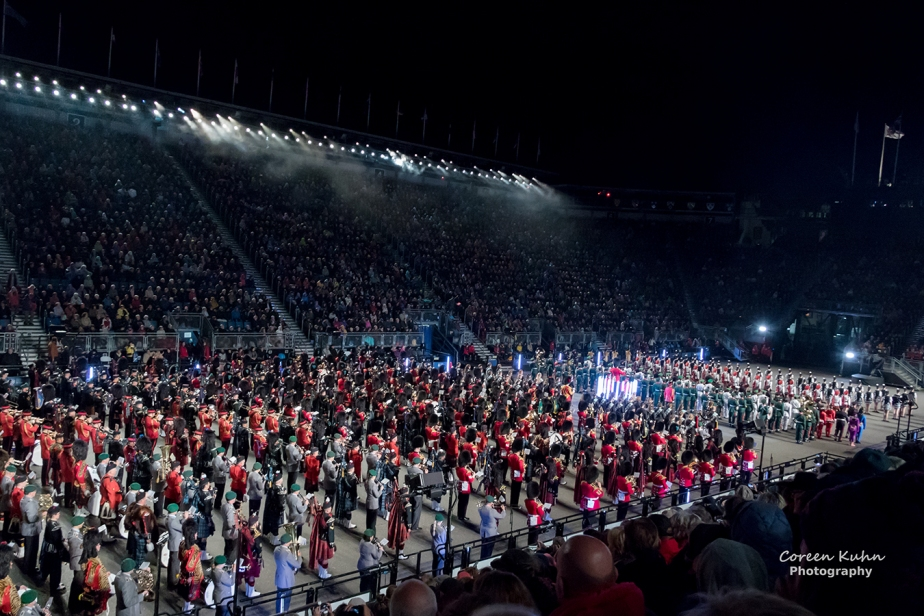 The Royal Edinburgh Military Tattoo 2019…Part 3