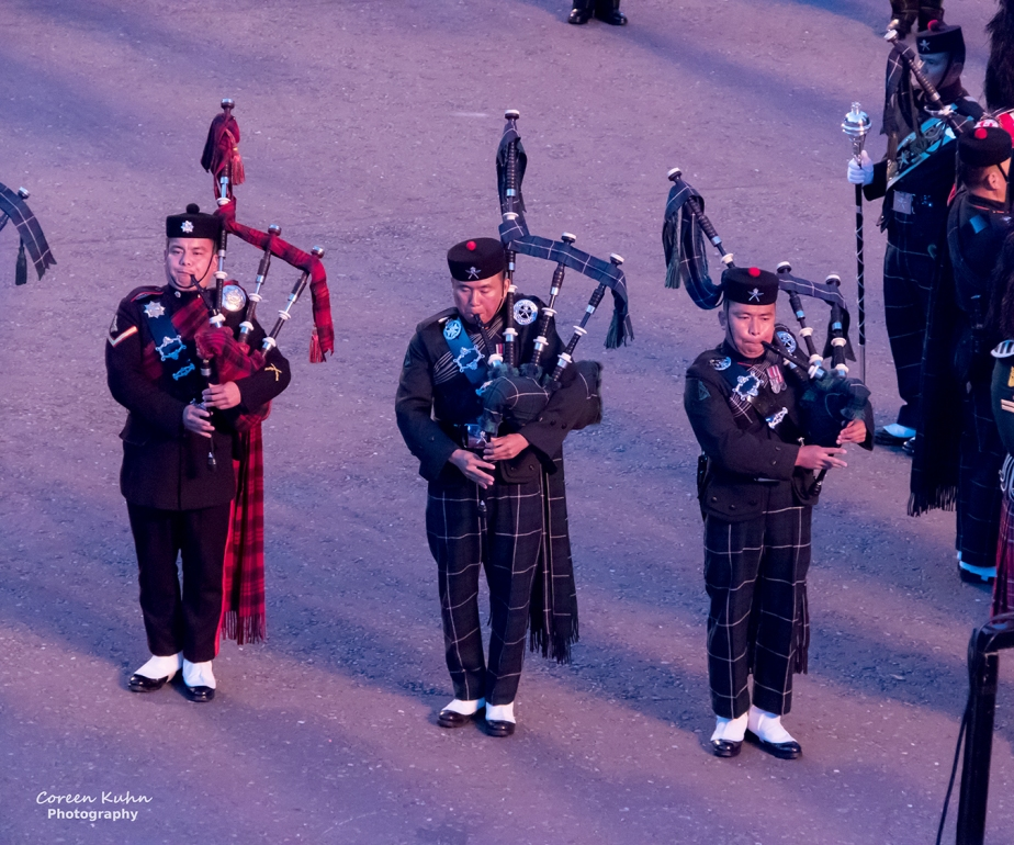 The Royal Edinburgh Military Tattoo 2019…Part 2