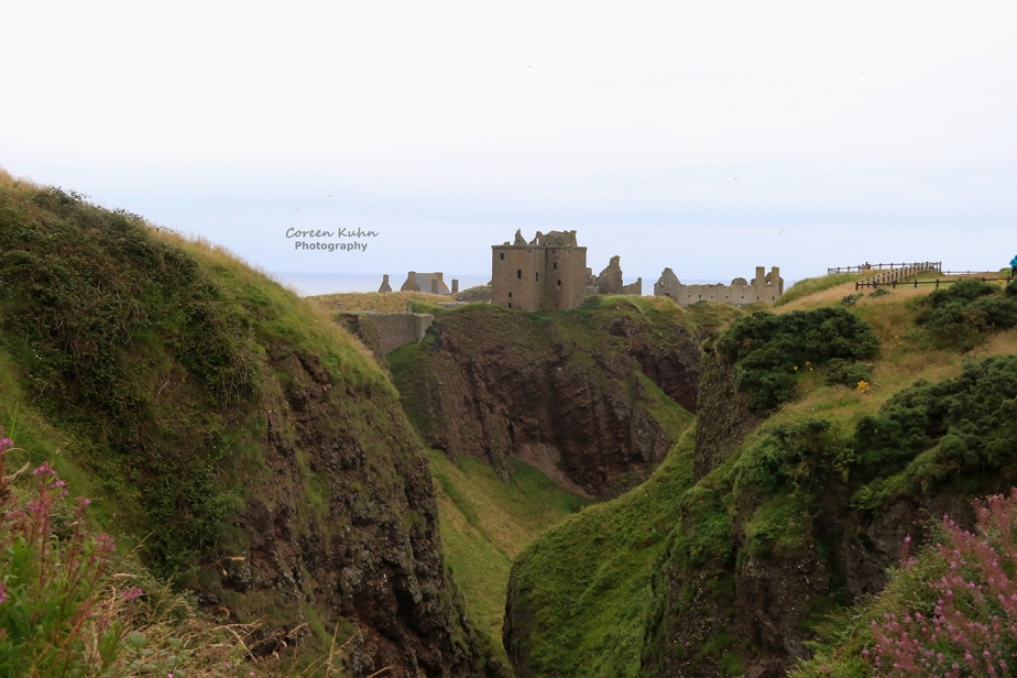 14 August 2019: Day 4 of our Grand Tour of Scotland: Part 12 Dunnottar Castle