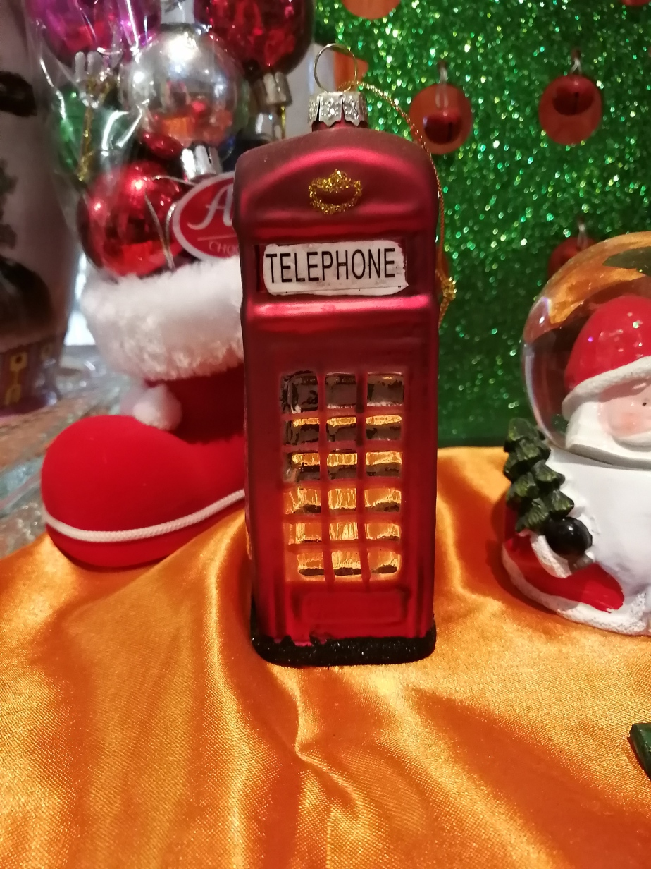 Christmas 2020: 12 December2020