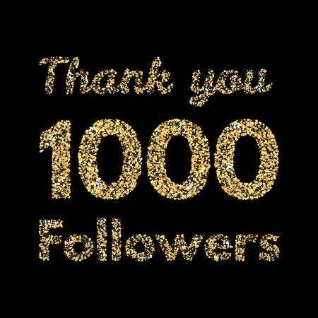 1000+ Followers…