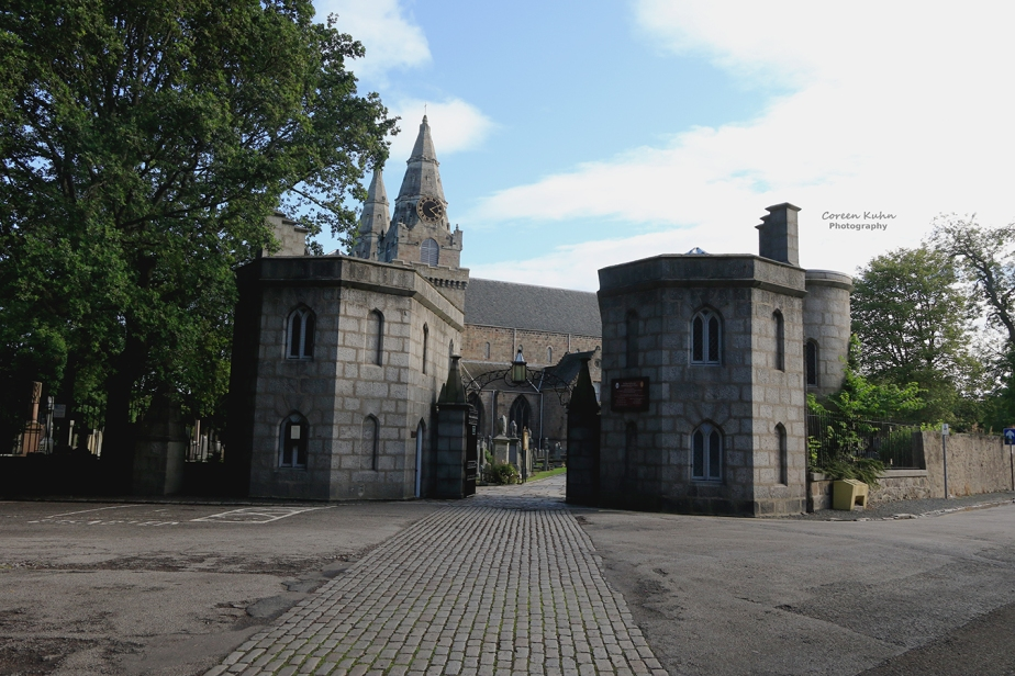Grand Tour Of Scotland: Aberdeen #6