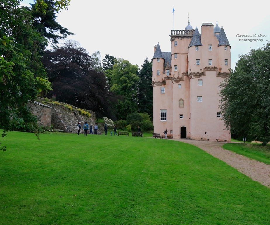 Grand Tour Of Scotland: Craigievar Castle