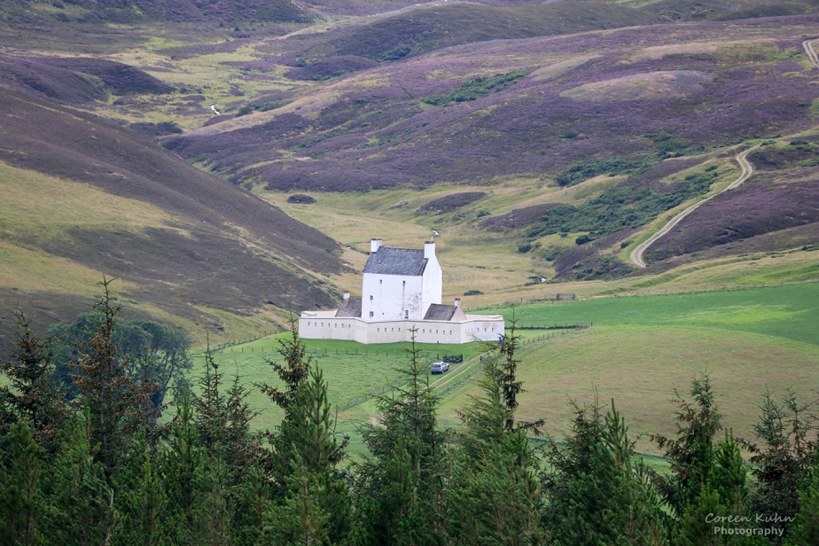 Grand Tour Of Scotland: The Watchers and CorgarffCastle