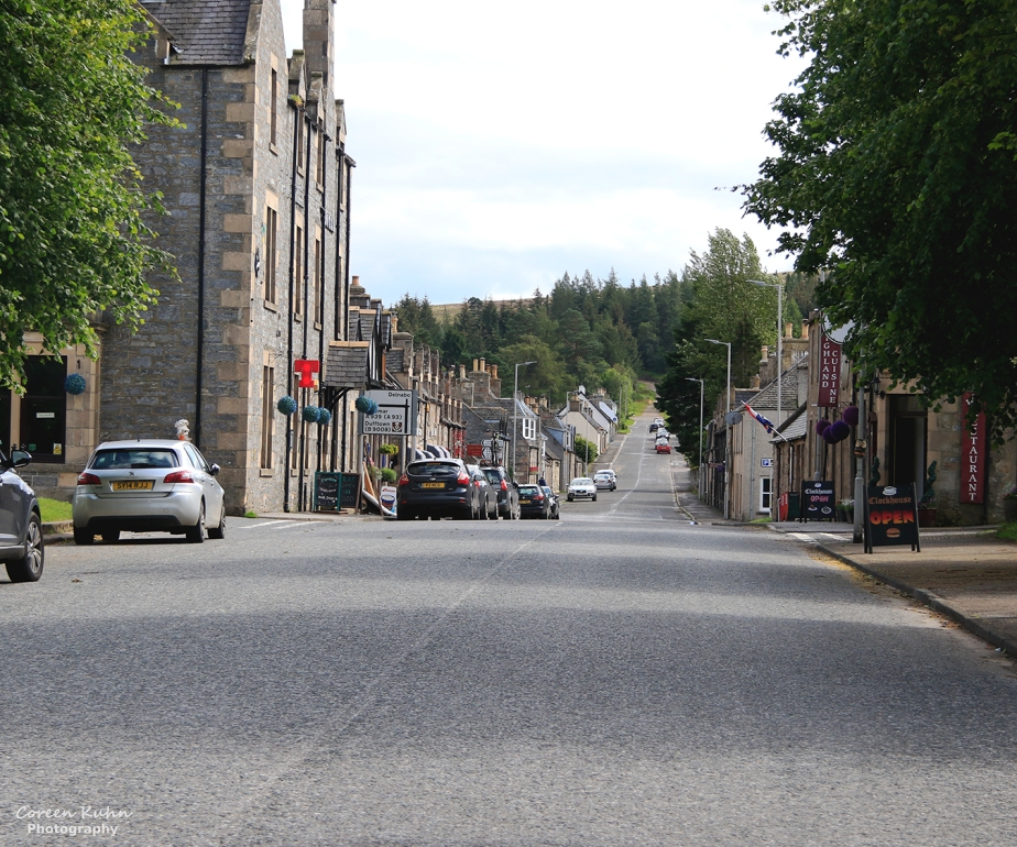 Grand Tour Of Scotland:Tomintoul