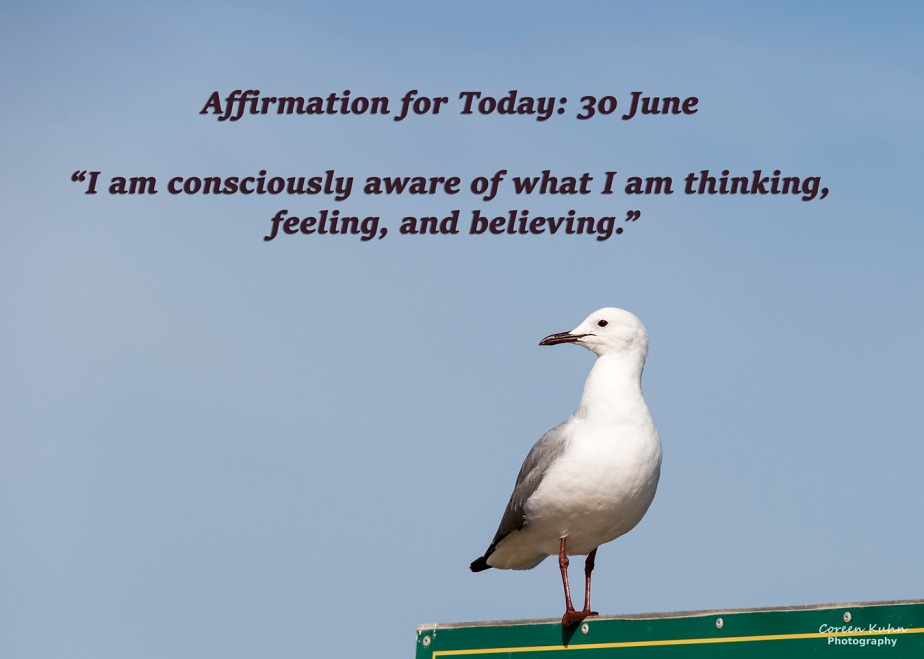 Affirmation for Today: 30 June2021
