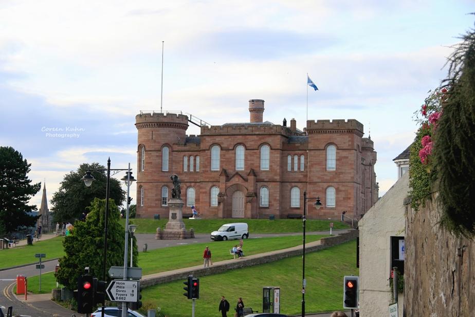 Grand Tour Of Scotland:Inverness