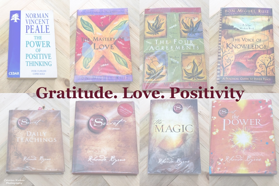 Gratitude. Love. Positivity: 1 August2021