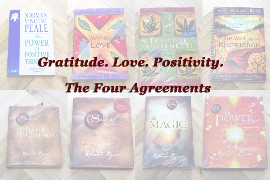 The Four Agreements: Part32