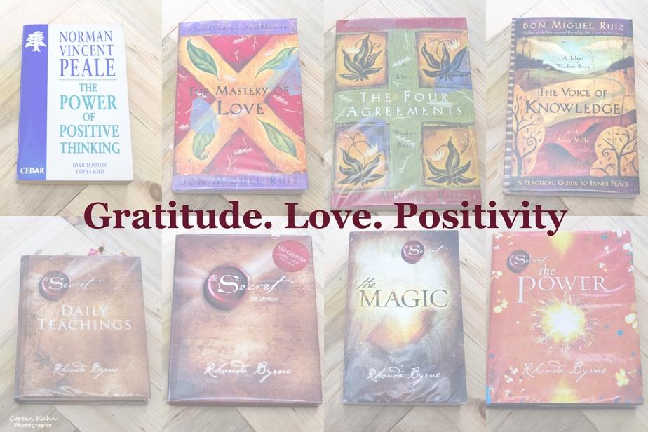 Gratitude. Love. Positivity: 29 August2021