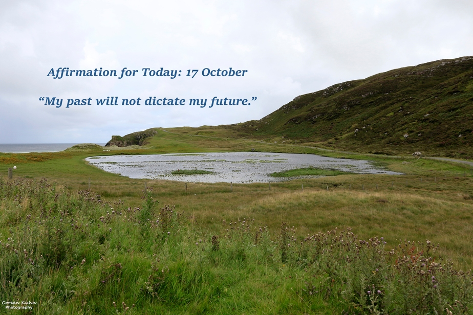 Affirmation for Today: 17 October2021