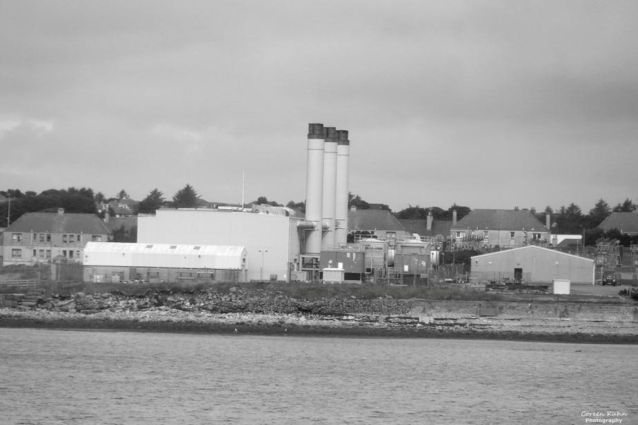 Black and White Photography: Stornoway#5
