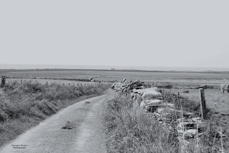 Black and White Photography: Orkney#1
